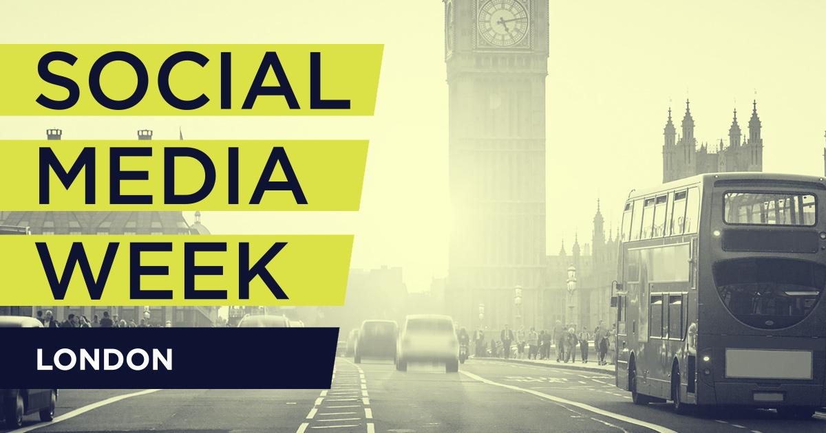 15 key takeaways from Social Media Week London