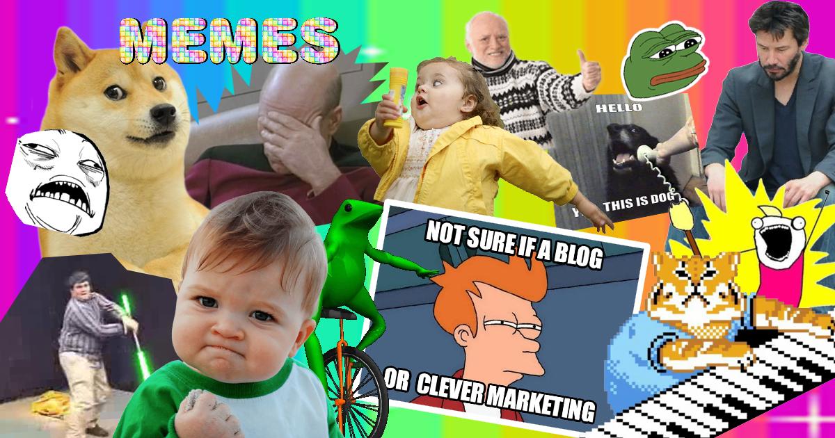 The Rise of Meme Marketing