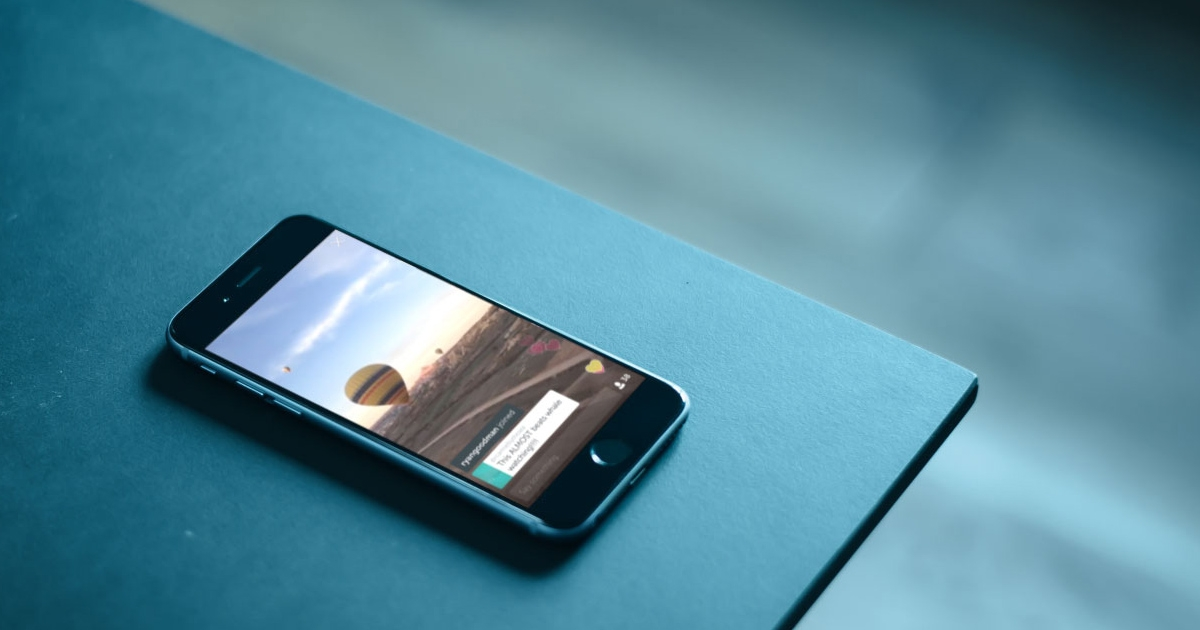 We need to talk about vertical video