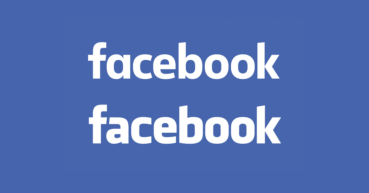 Facebook Reveals New Logo For 2015